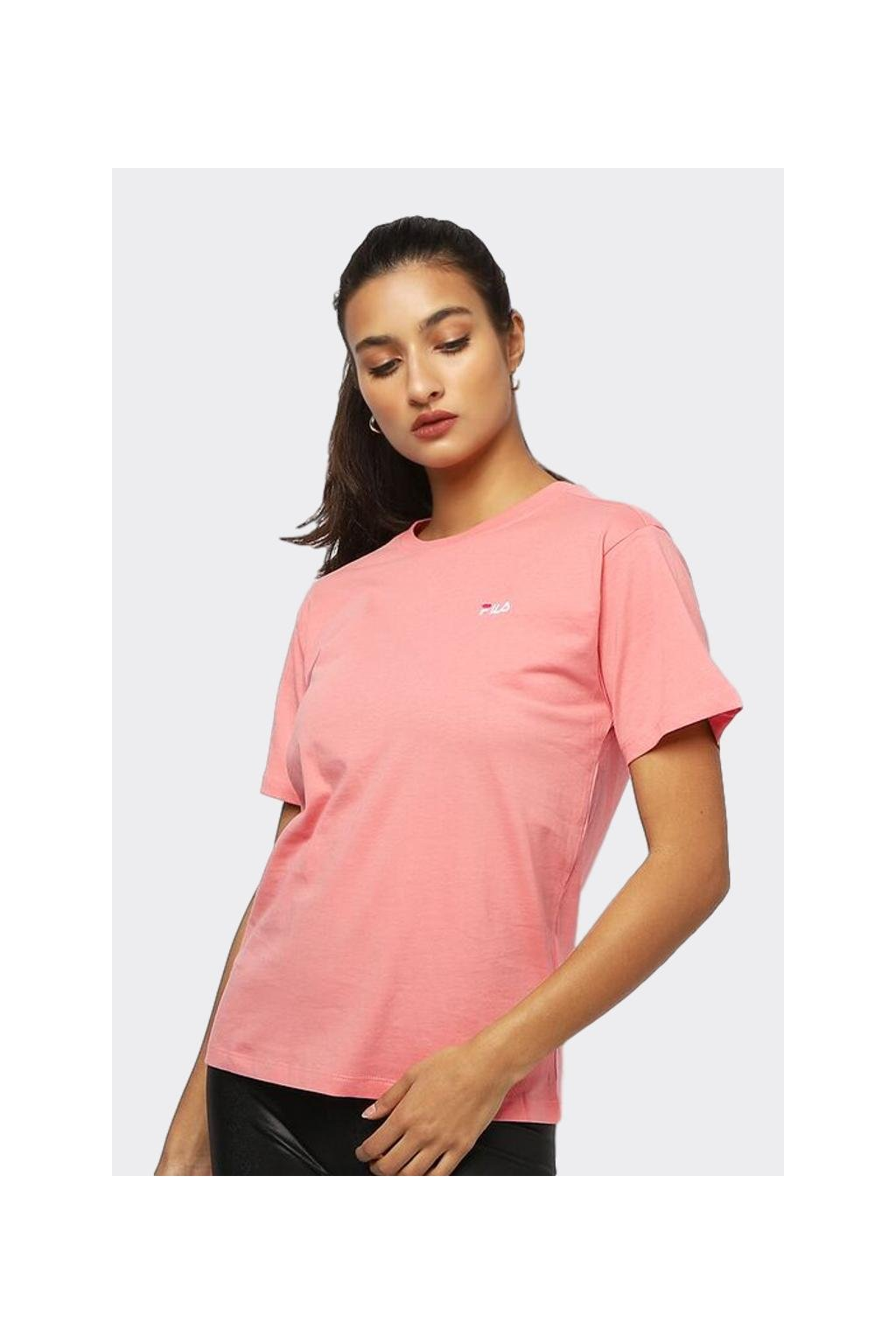 FILA tričko dámské - růžová