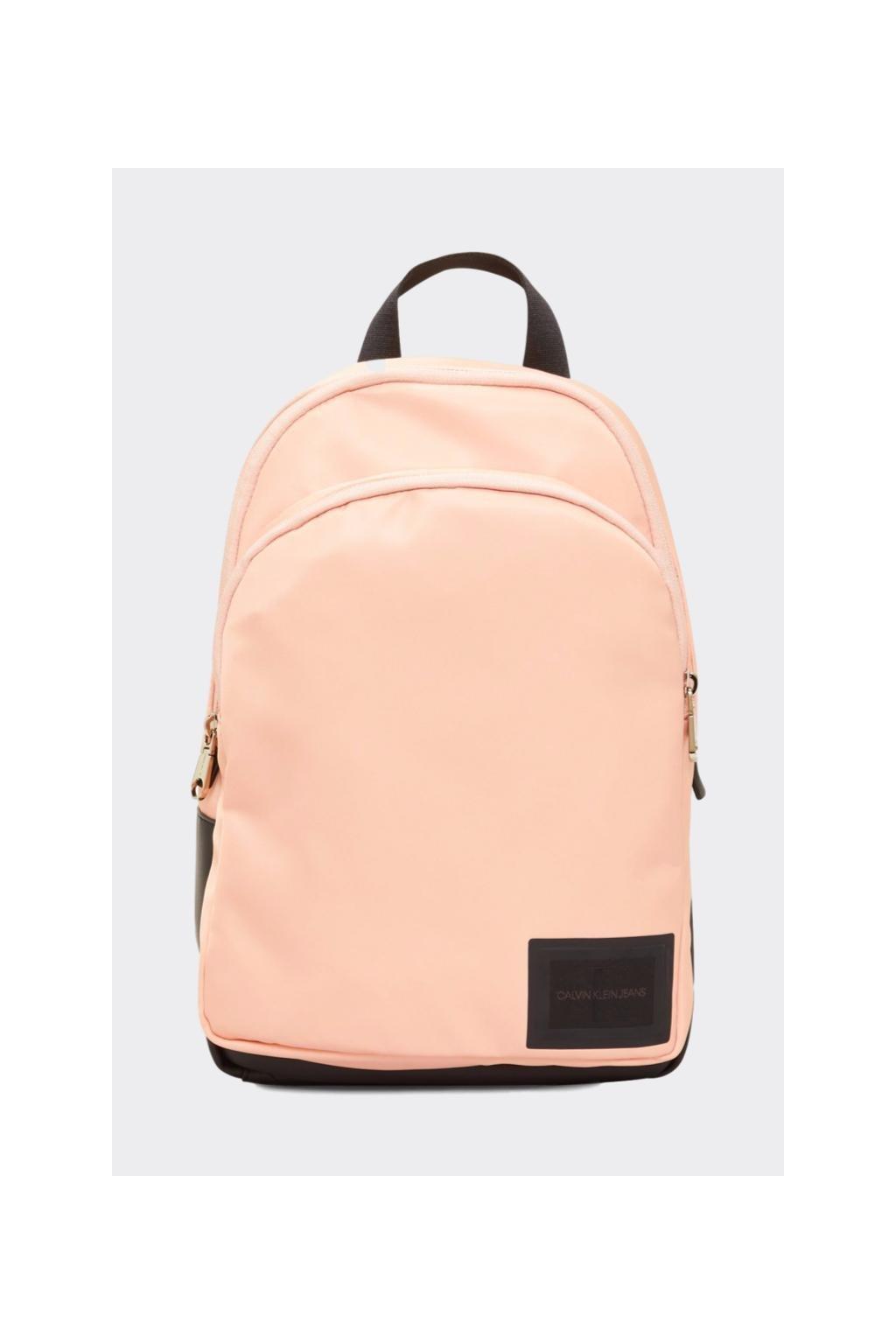 Calvin Klein Jeans batoh dámský - růžová
