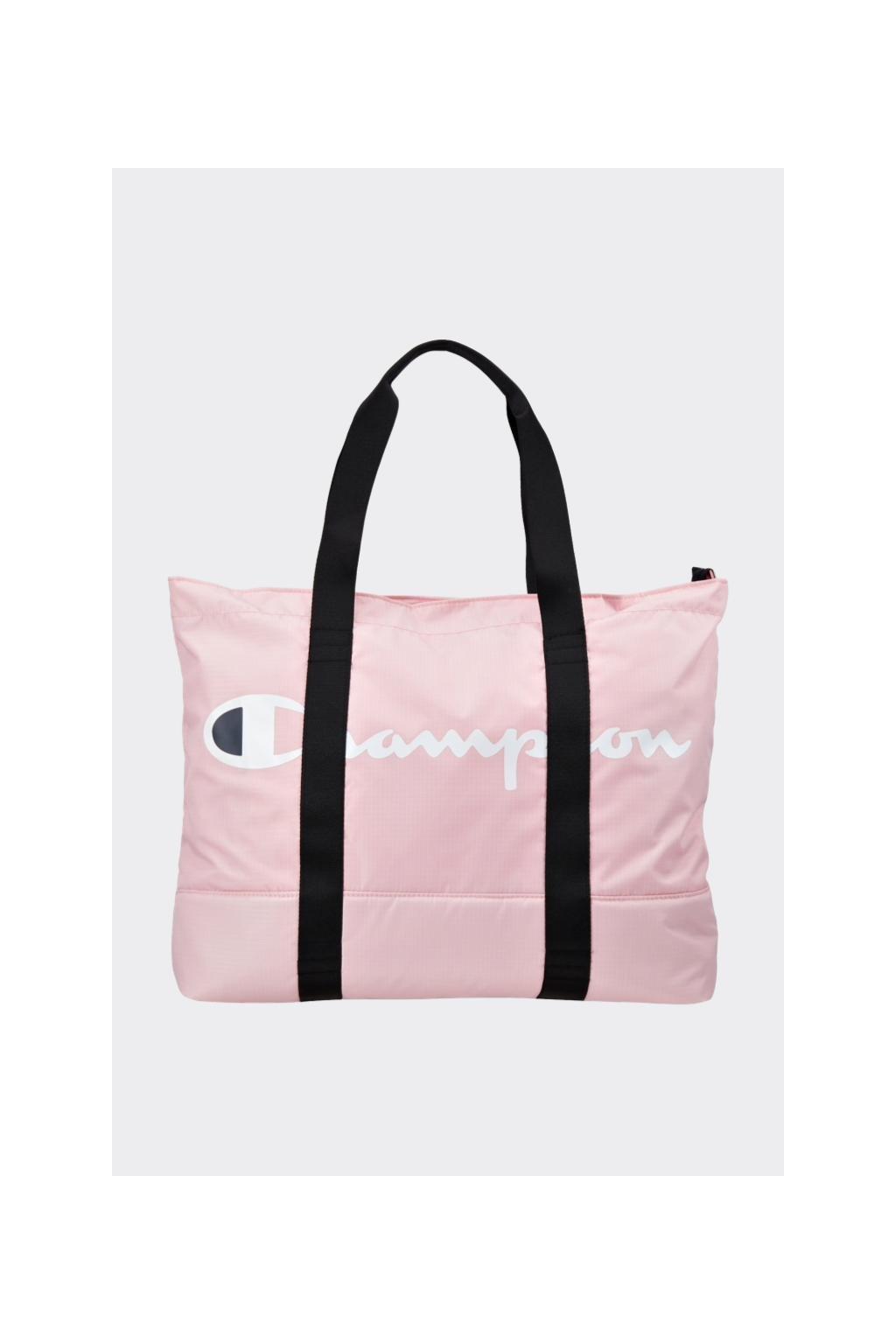 Champion taška s logem - světle růžová