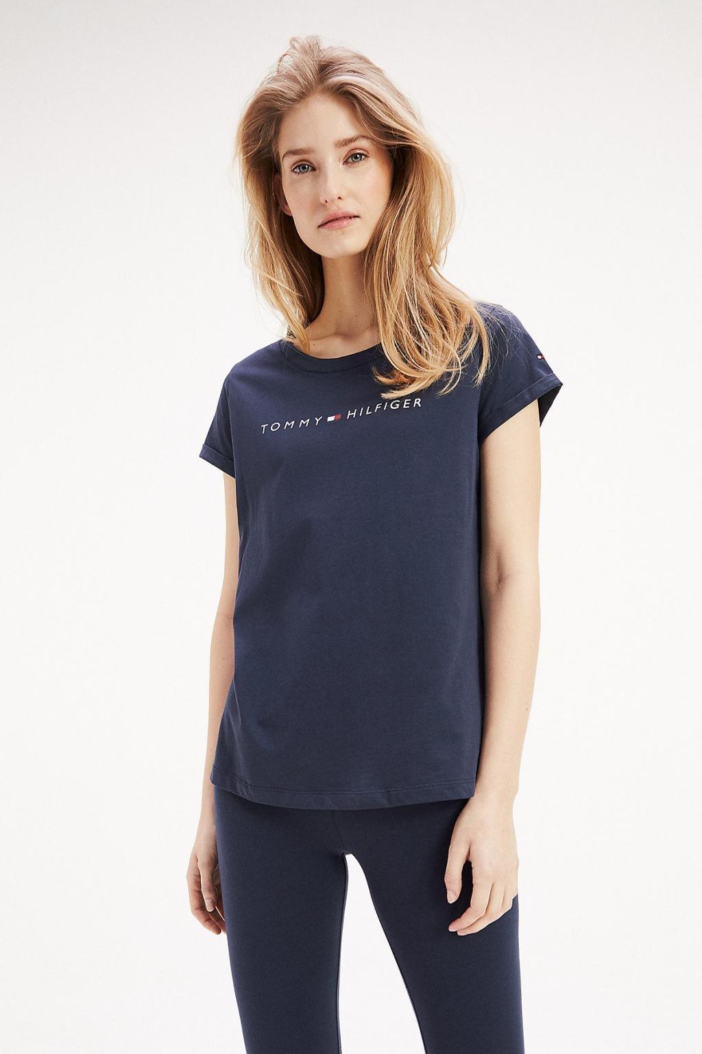 Tommy Original dámské tričko - tmavě modré