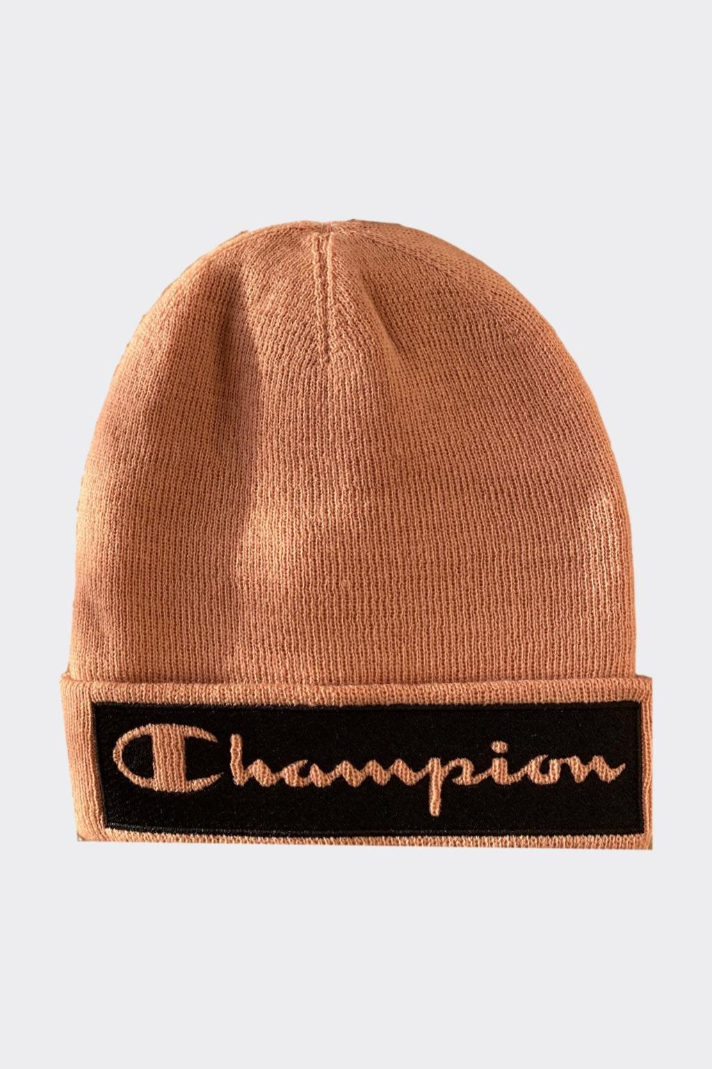 Champion čepice beanie dámská - růžová