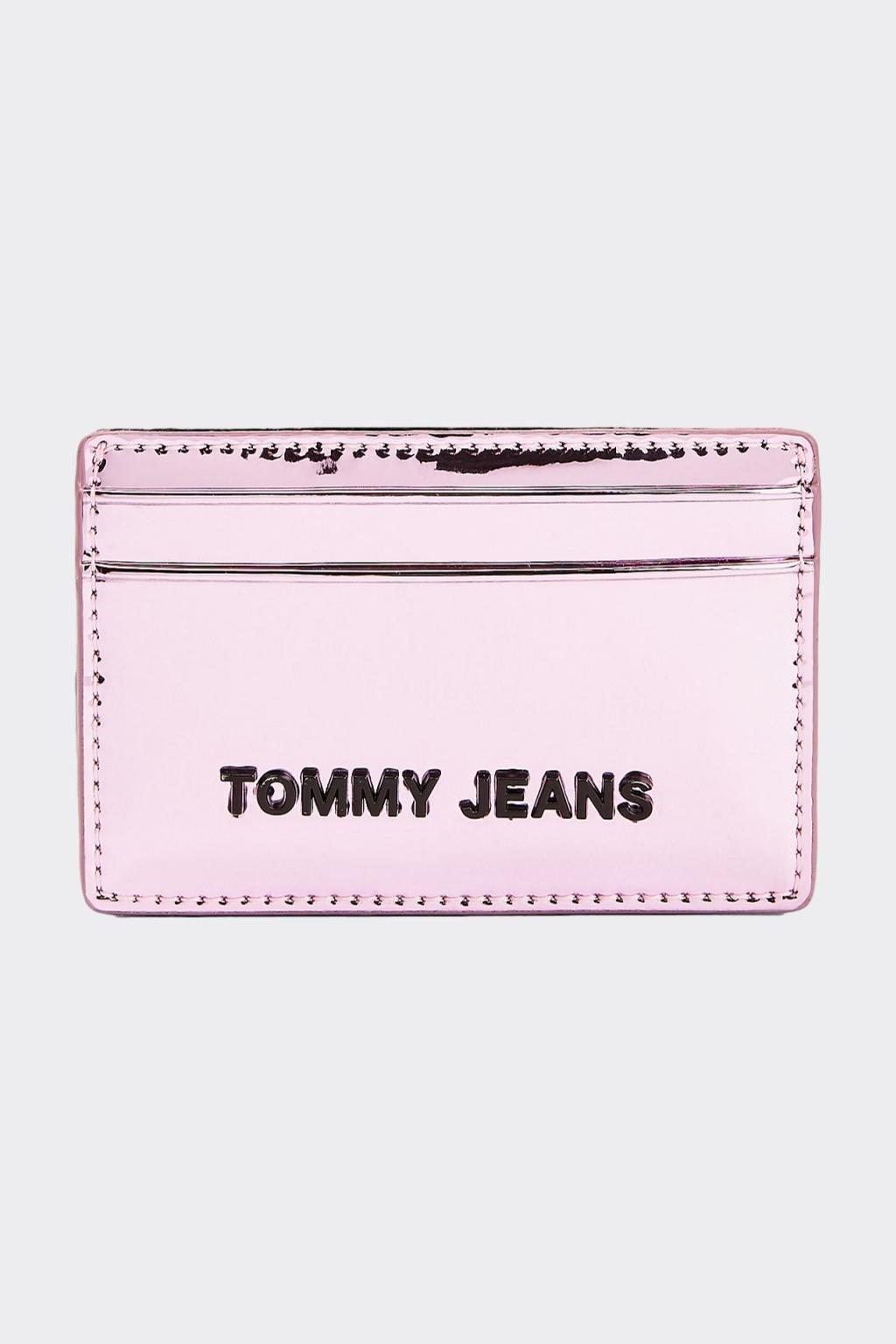 Tommy Jeans pouzdro na karty - metalické
