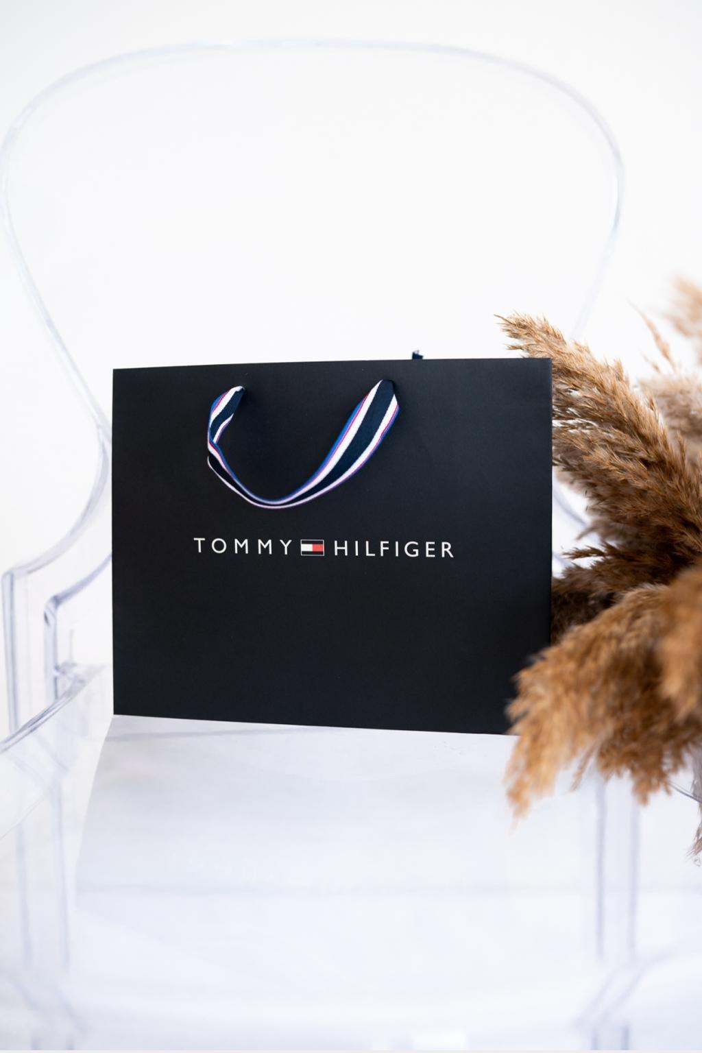 Tommy Hilfiger dárková taštička - střední