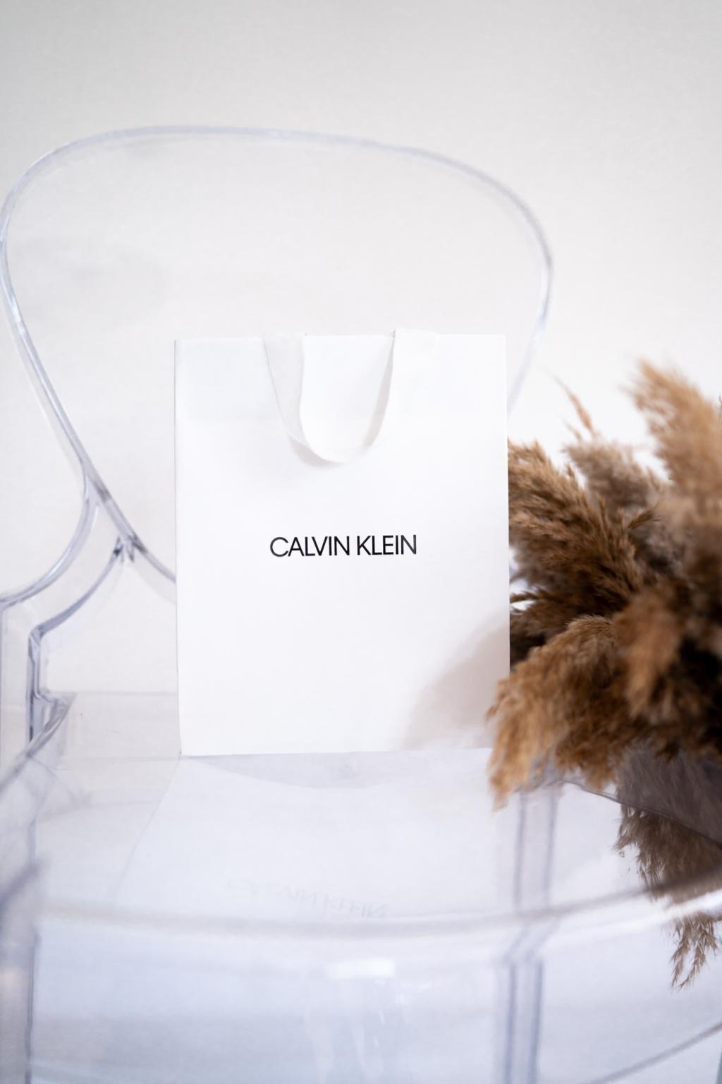 Calvin Klein dárková taštička - střední