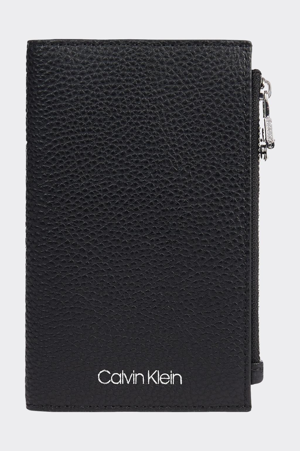 Calvin Klein dámská peněženka - černá
