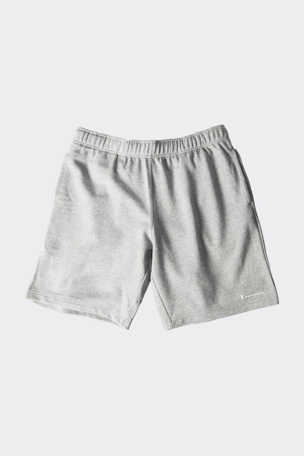 Champion šortky s logem pánské - šedé