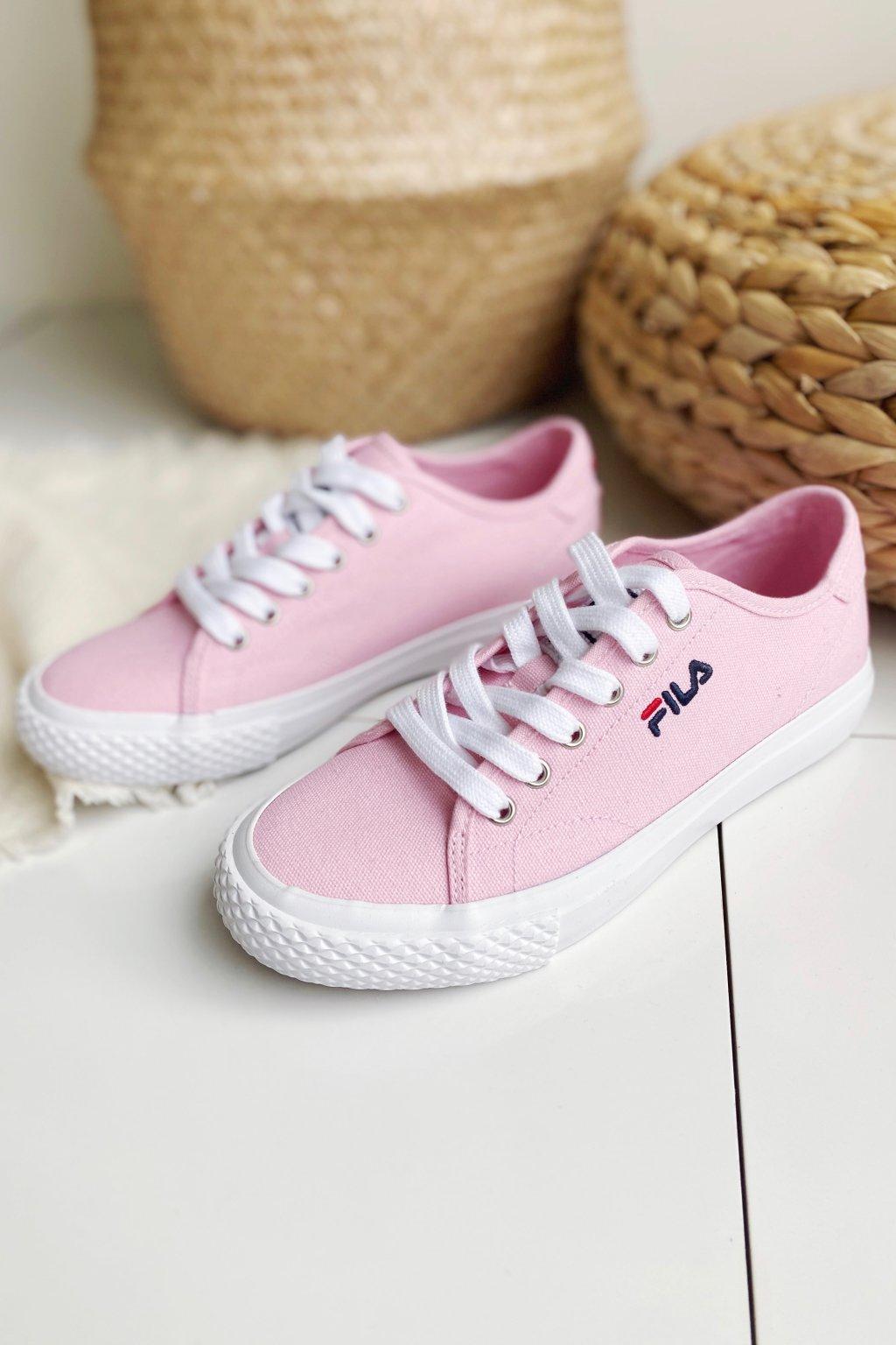 FILA Pointer Classic tenisky dámské - růžové (Velikost 40)