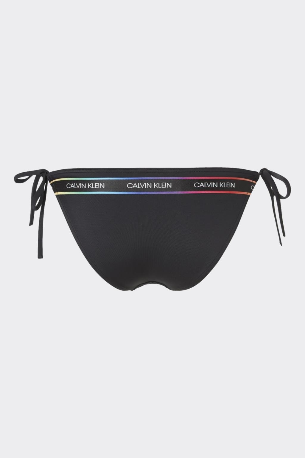 Calvin Klein spodní díl plavek - černá