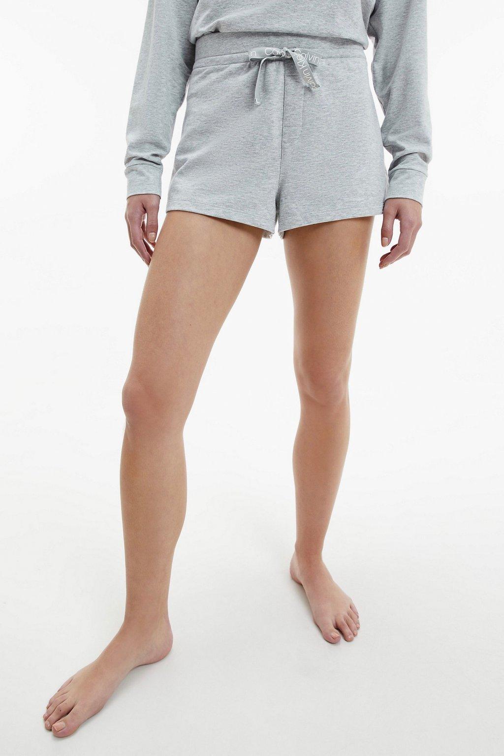 Calvin Klein šortky dámské - šedé