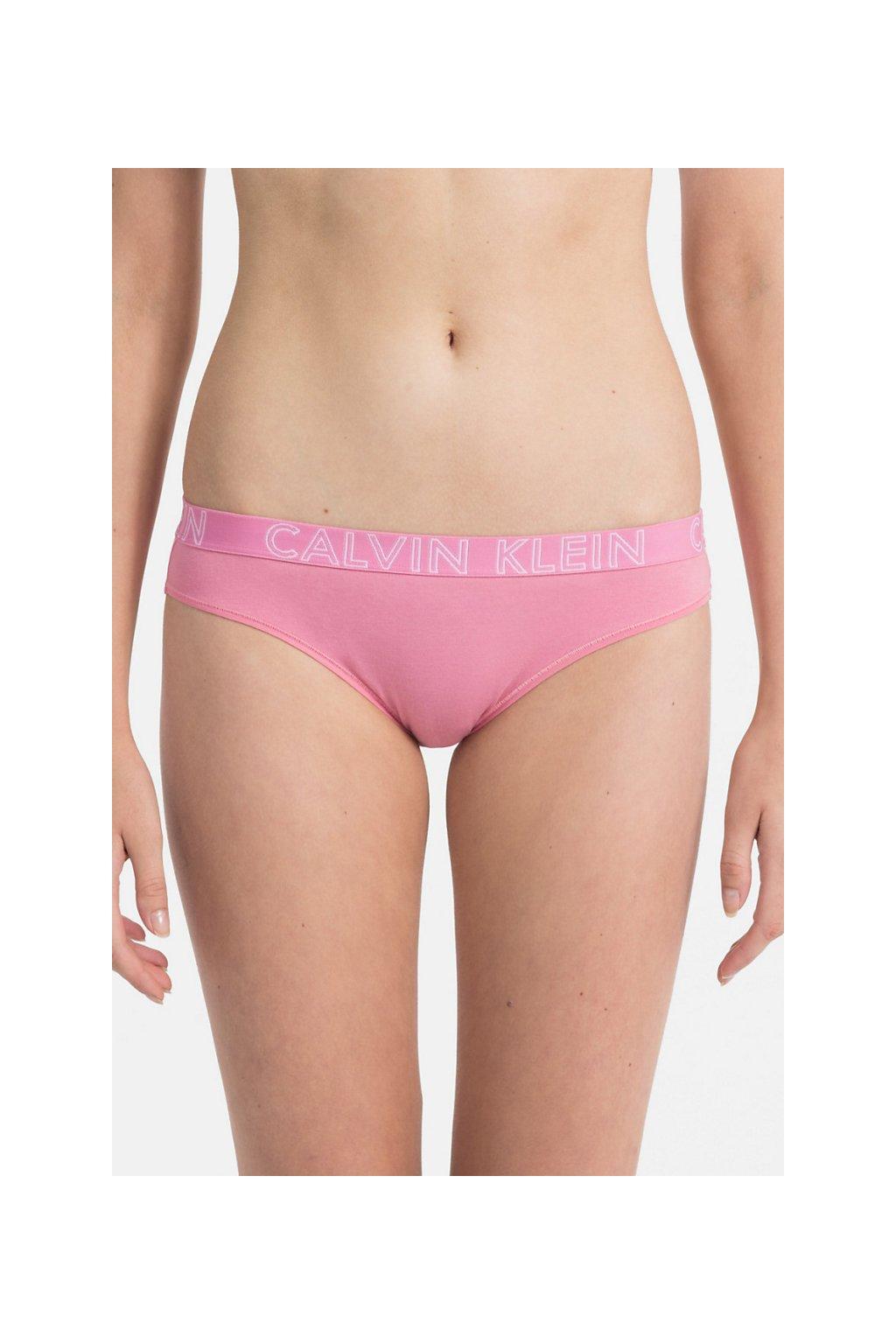 Calvin Klein Ultimate Tanga- růžová