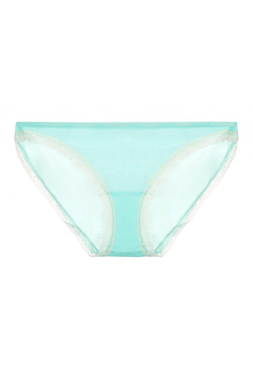 Calvin Klein Bottoms up kalhotky - mint