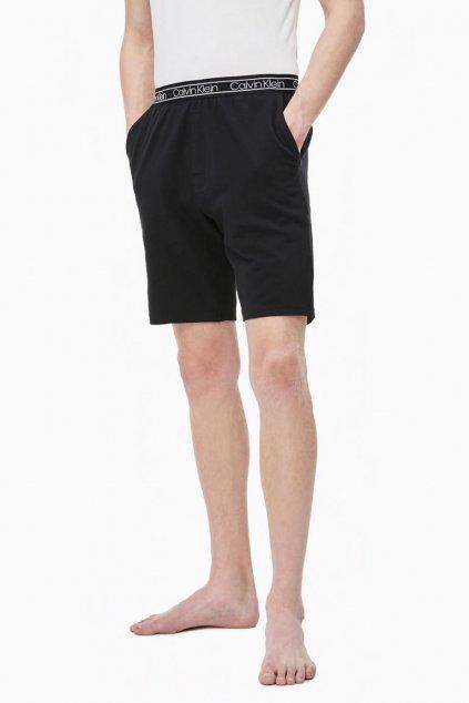 Calvin Klein Modern flx šortky - černé