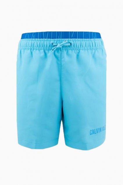 PRO DĚTI! Calvin Klein plavky pro kluky - modré