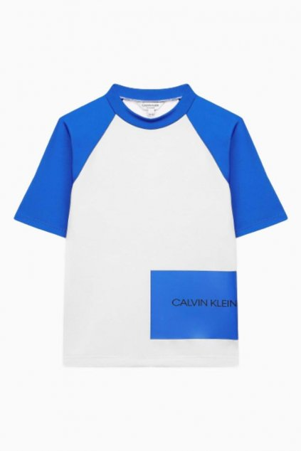 PRO DĚTI! Calvin Klein rashguard pro kluky