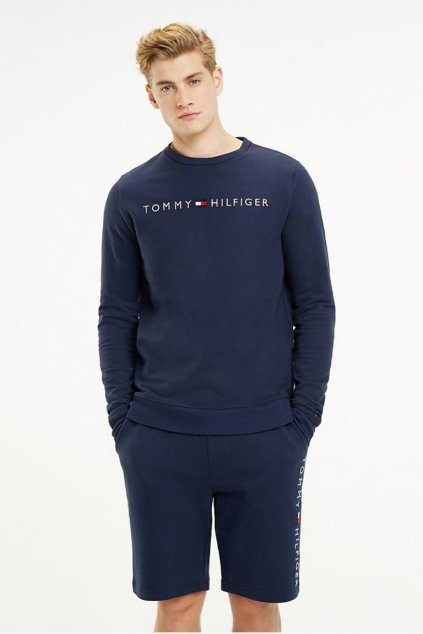 Tommy Original Mikina - tmavě modrá