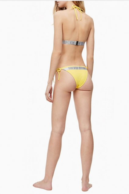 Calvin Klein Intense Power cheeky plavky -celandine