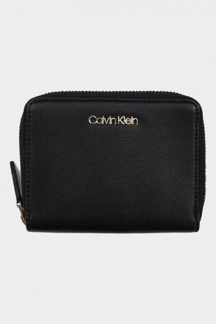 Calvin Klein peněženka - černá