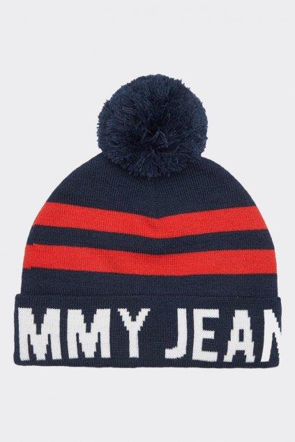 Tommy Jeans beanie čepice unisex
