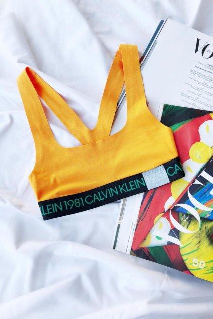 Calvin Klein braletka 1981 bold - trippy
