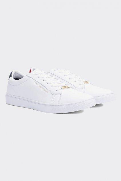 Tommy Hilfiger dámské tenisky - bílé