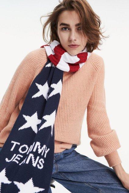 Tommy Jeans americana dámská šála