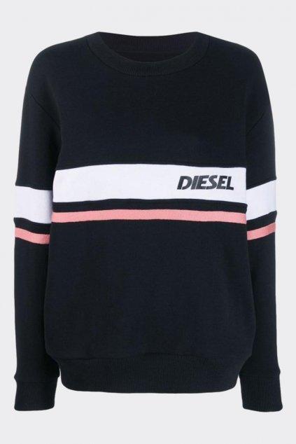 Diesel mikina dámská - černá