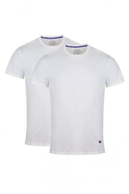 Champion 2-balení triček pánské- bílé