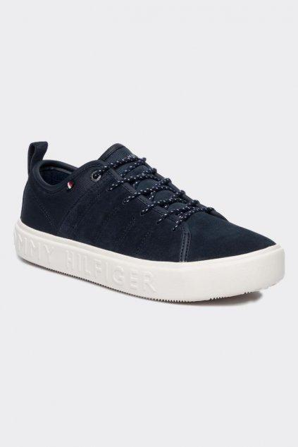 Tommy Hilfiger pánské boty - tmavě modré