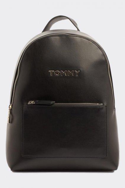 Tommy Hilfiger ikonický Tommy batoh - černý