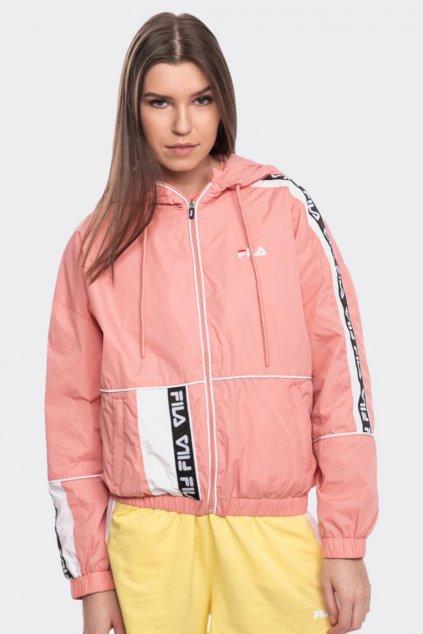 FILA bunda dámská - růžová