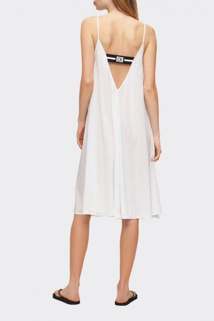 Calvin Klein core reset šaty - bílé