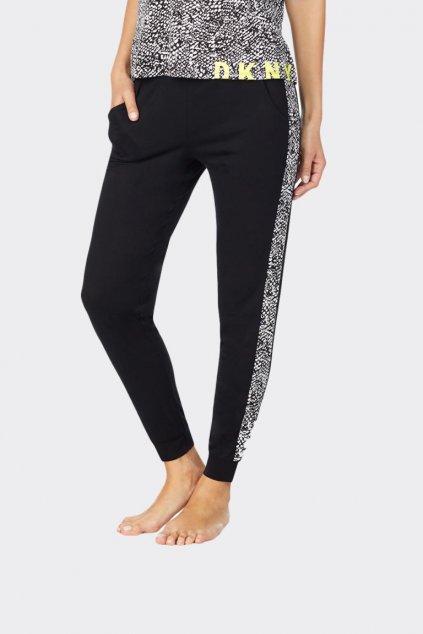 DKNY dámské kalhoty - černé
