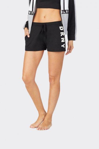 DKNY dámské šortky - černé