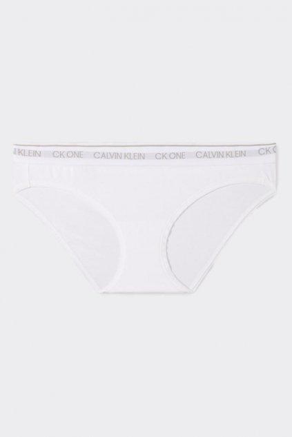 CK ONE kalhotky - bílá
