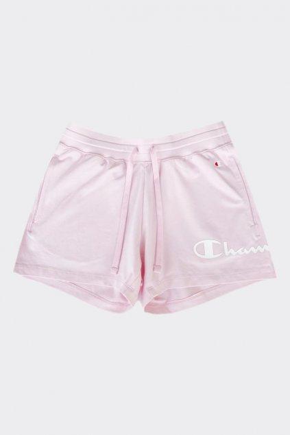 Champion šortky s logem dámské - růžové