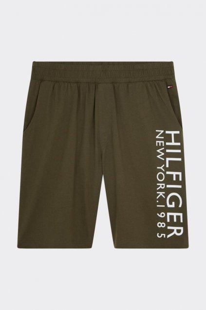 Tommy Hilfiger pánské šortky - khaki