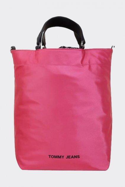 Tommy Jeans kabelka - růžová