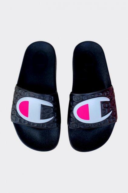 Champion M-EVO pantofle dámské - černé