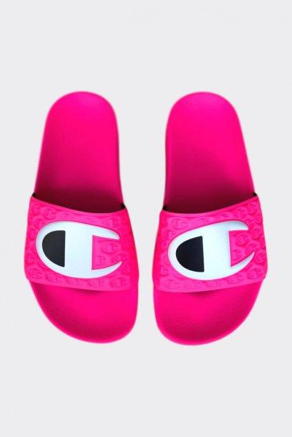 Champion M-EVO pantofle dámské - růžové