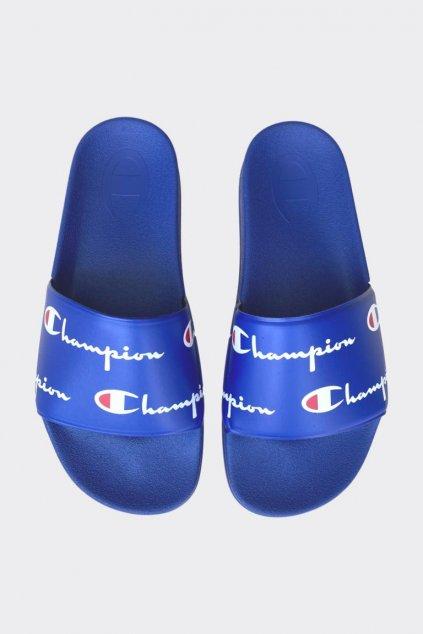 Champion PD pantofle pánské - modré