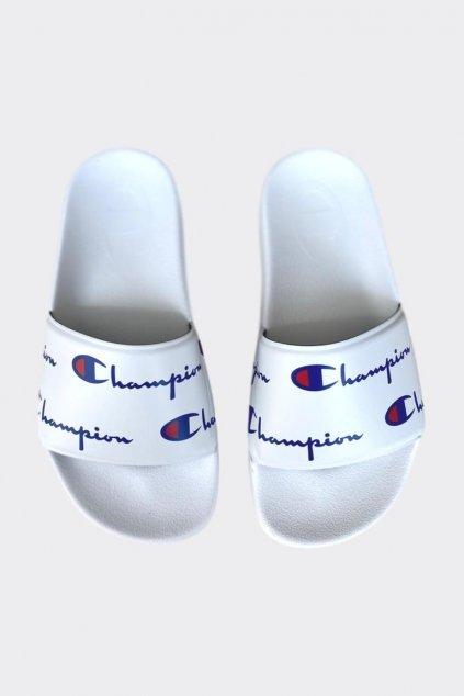 Champion PD pantofle pánské - bílé