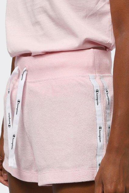 Champion šortky - světle růžová