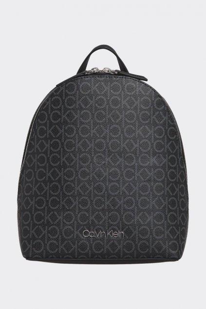 Calvin Klein monogram batoh - černý