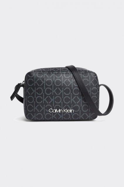 Calvin Klein crossbody camera bag kabelka - černá