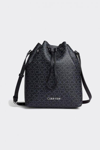 Calvin Klein bucket bag kabelka - černá