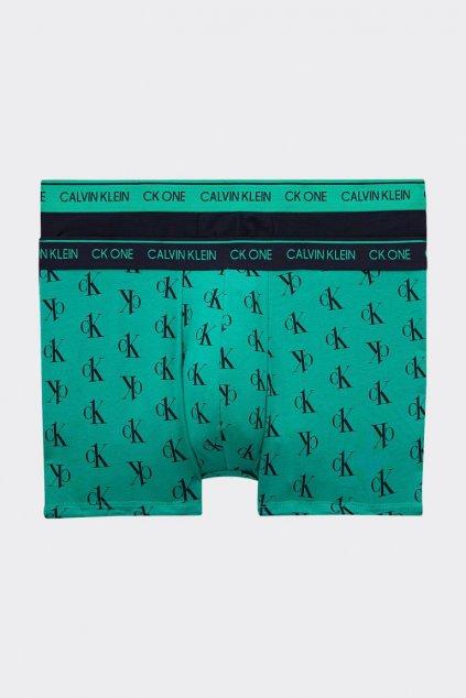 Calvin Klein 2-balení boxerek - černá, zelená