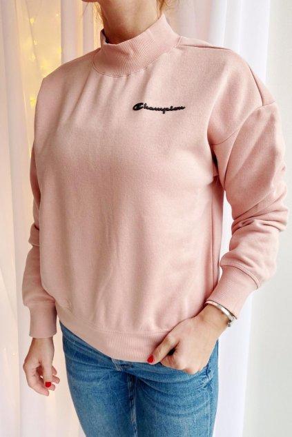 Champion mikina dámská - růžová
