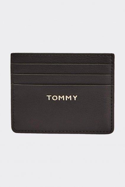 Tommy Hilfiger pouzdro na karty - černé