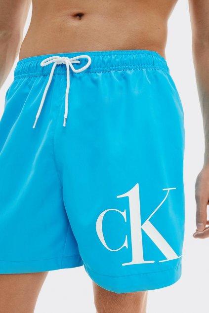 Calvin Klein pánské plavky -modré