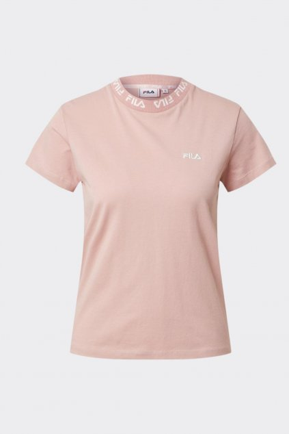 FILA tričko FINNY dámské - světle růžové